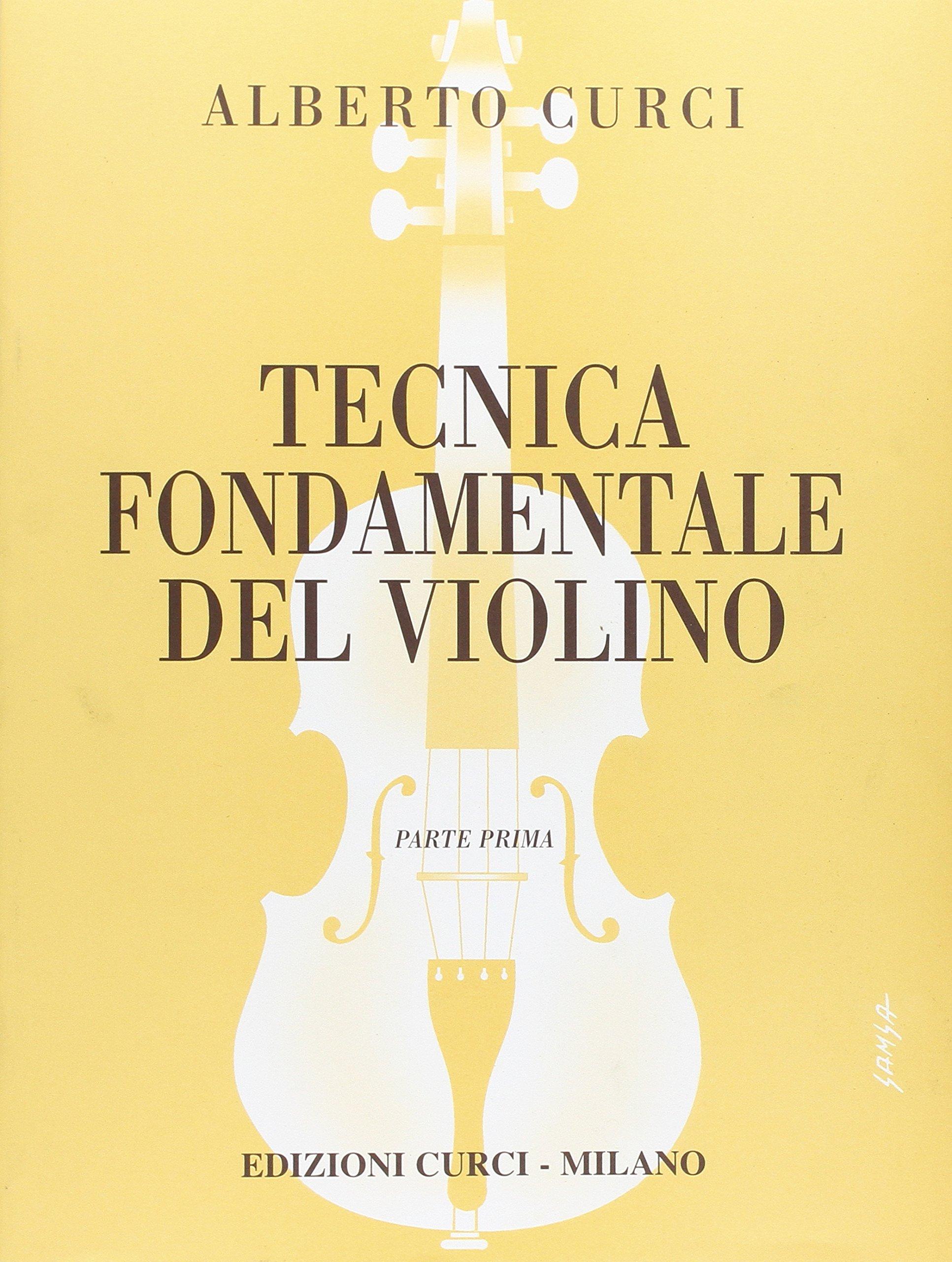 tecnica fondamentale del violino parte 2  Tecnica fondamentale del . Violino Parte I. Per la scuola ...