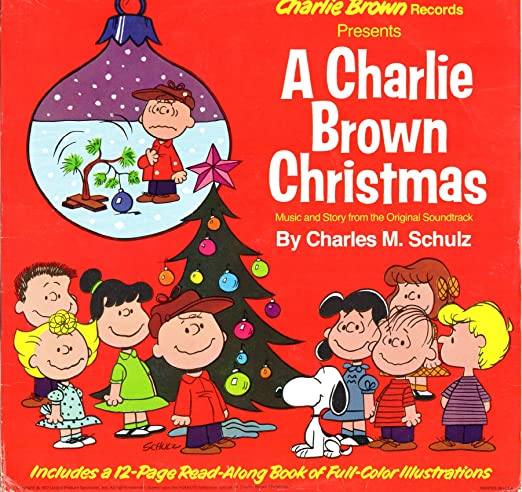 A Charlie Brown Christmas Soundtrack.A Charlie Brown Christmas Music Story From The Originial Soundtrack By Charles M Schulz