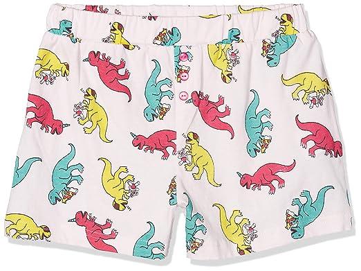 Lina Pink Girls Ef.Dino.sho Pyjama Bottoms