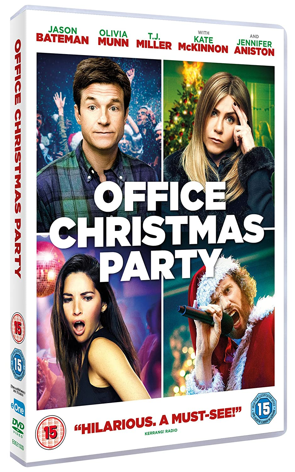 Amazon.com: Office Christmas Party [DVD] [2016]: Movies & TV