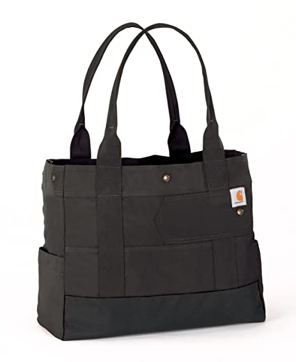 335dd6470b Amazon.com  Carhartt Legacy Women s Tote East West