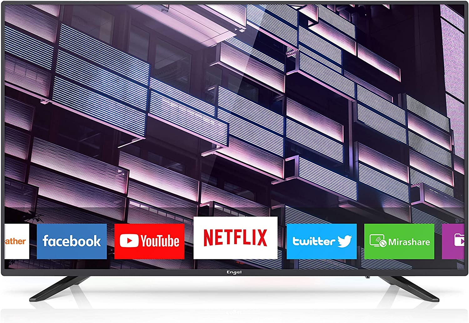 Engel LE4080SM - Smart TV de 40