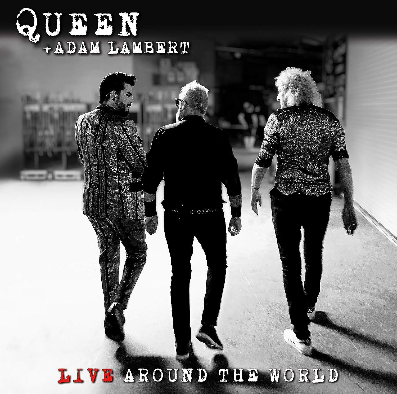 Queen & Adam Lambert - Live Around The World [CD/Blu-Ray] - Amazon.com Music