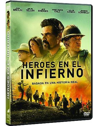 Amazon com: Only the Brave - Heroes en el infierno (Non USA Format