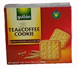 Gullon Tea & Coffee Cookie 4 Rolls Per Box