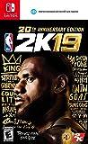 NBA 2K19 20th Anniversary Edition - Nintendo...