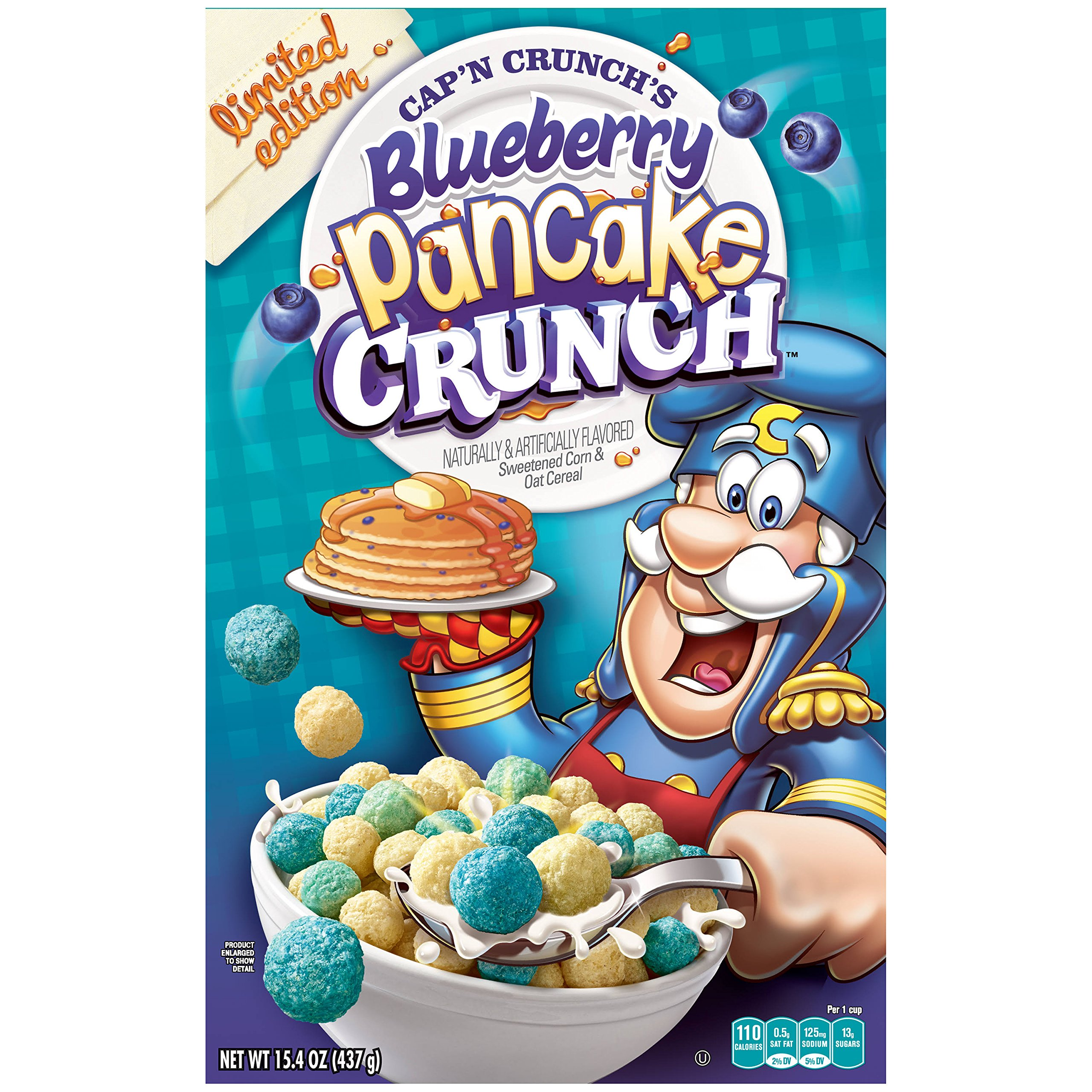 Amazon.com: Cap'n Crunch's Sprinkled Donut Crunch