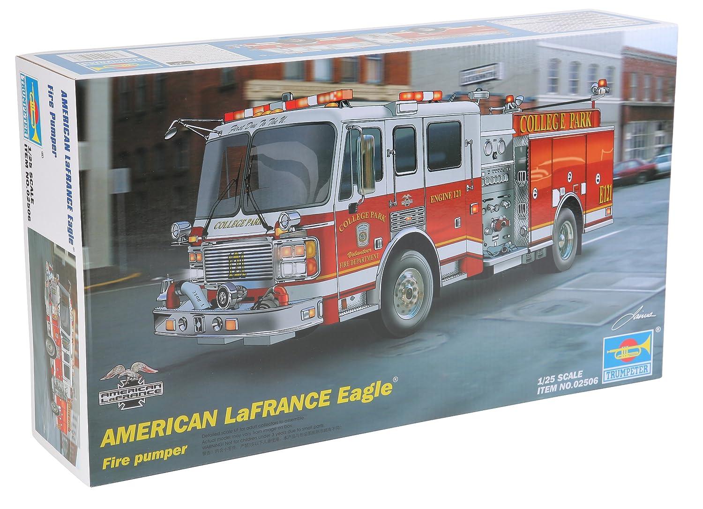 Trumpeter 02506 Modellbausatz American LaFrance Eagle Fire Pumper 2002