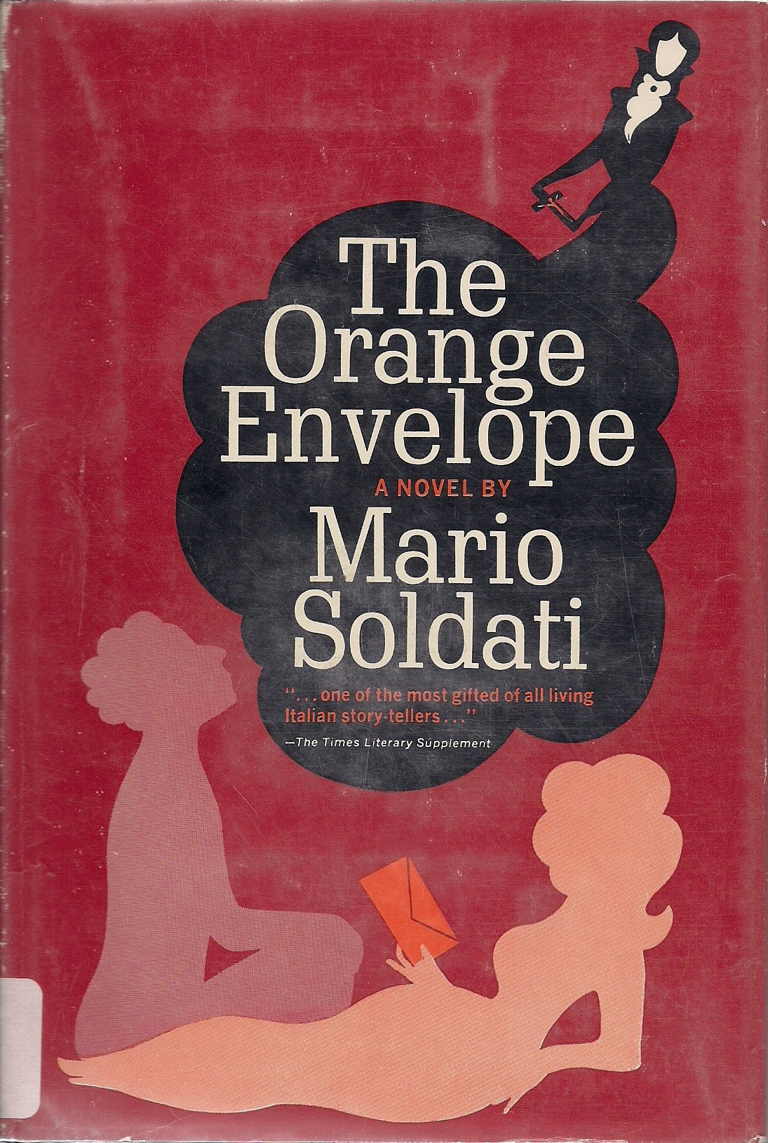 Slikovni rezultat za Mario Soldati, The Orange Envelope