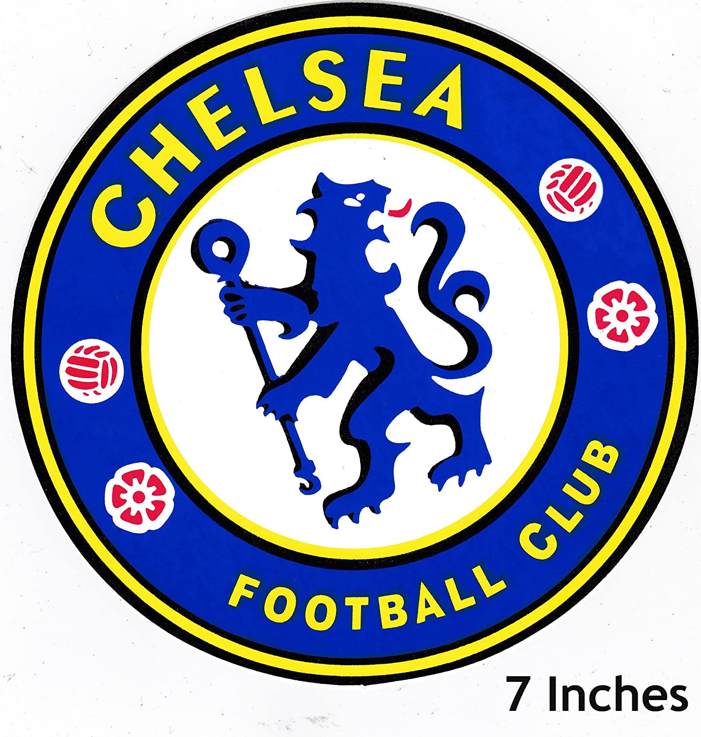 Amazon Com Big Sticker Chelsea Fc Home Football Club Soccer Team Sports Wall Window Room Decoration Luggage Suitcase Skate Board Case Covers Car Bumper Vinyl Die Cut Adhesive Decal 7 Inches Home [ 1500 x 1427 Pixel ]