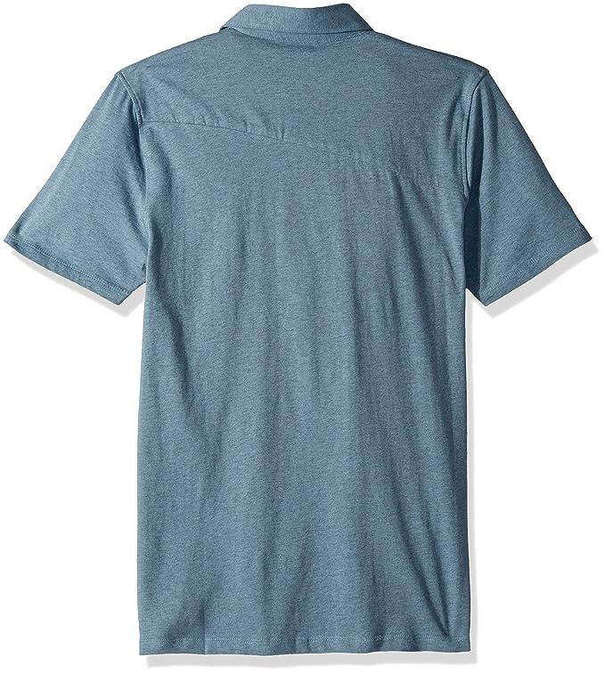 Volcom Wowzer Polo Camiseta, Hombre: Volcom: Amazon.es: Ropa y ...