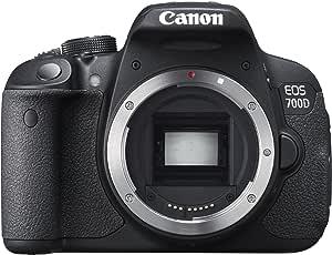 Canon EOS 700D BODY, 8596B016: Amazon.es: Electrónica