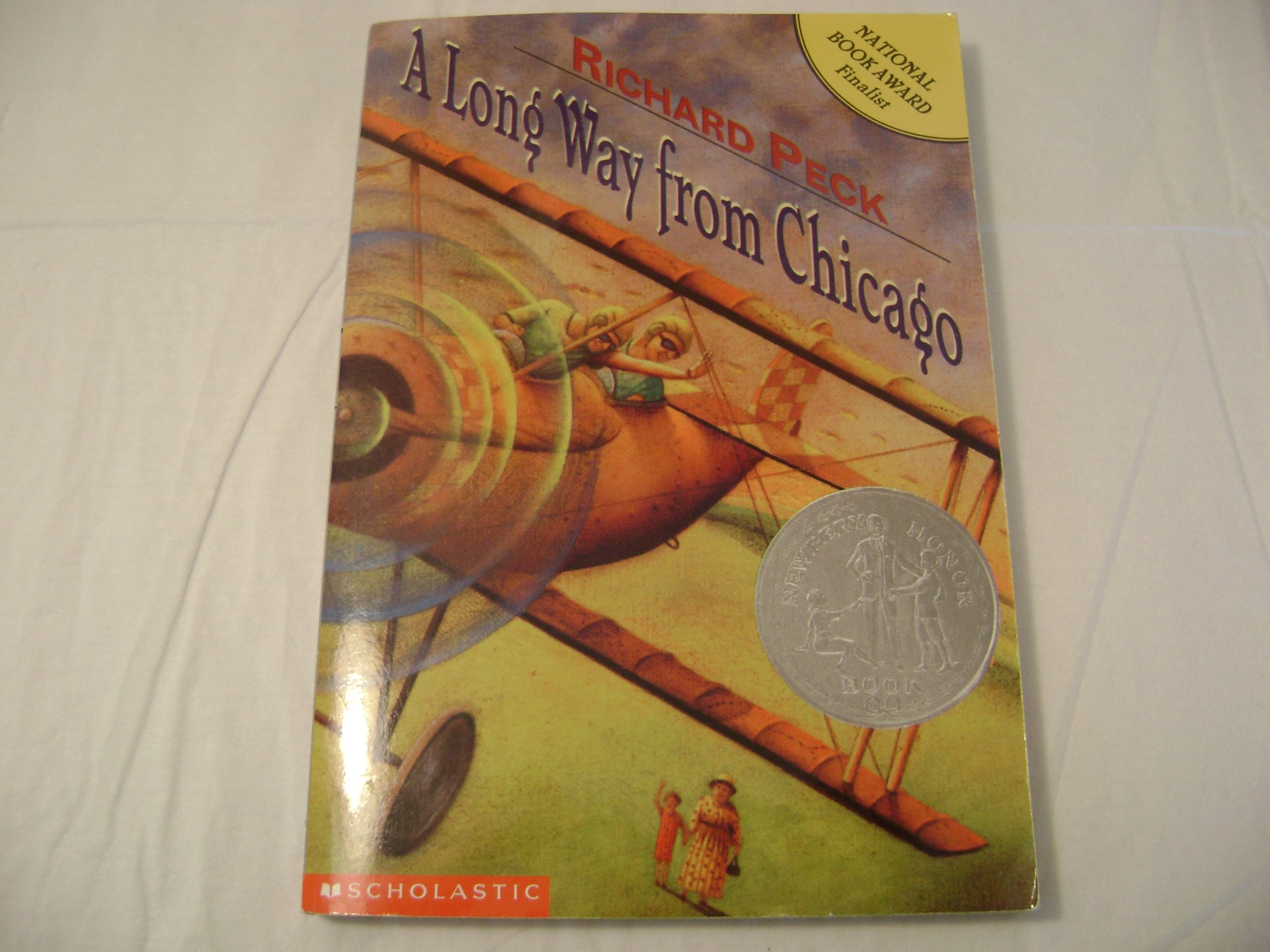 Read Online A Long Way from Chicago ebook