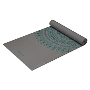 Gaiam Print Premium Yoga Mats (5mm)