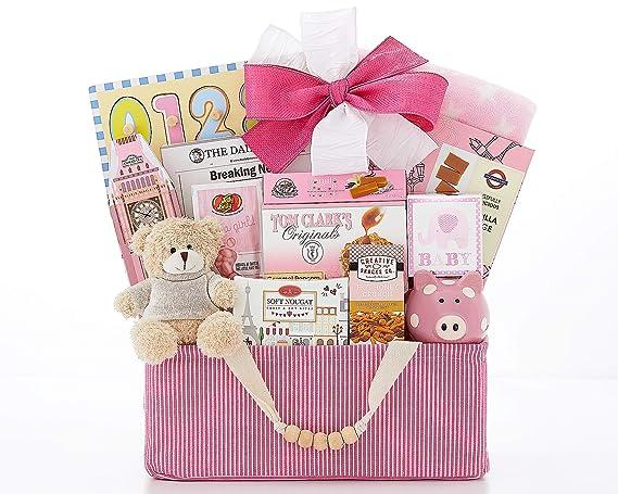 NEW Beautiful Newborn Baby Girl Card-Pink Baby Feet Handmade for parents