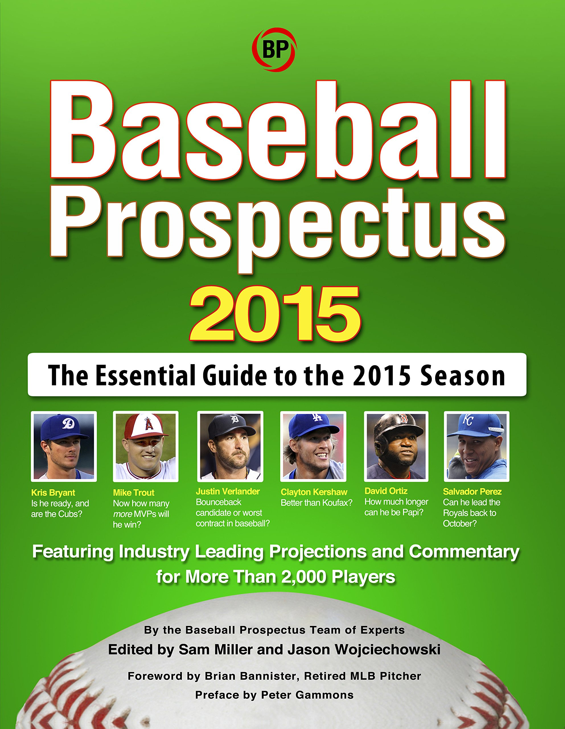 Download Baseball Prospectus 2015 pdf