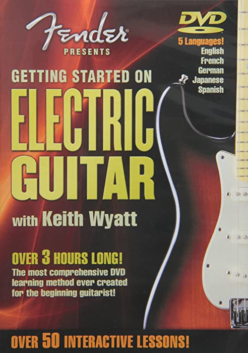 The Best Guitar Dvds
