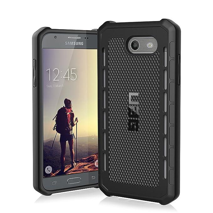 the latest 7b1a0 1ffda URBAN ARMOR GEAR [UAG Samsung Galaxy J3 Emerge Outback Feather-Light Rugged  [Black] Military Drop Tested Phone Case