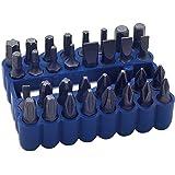 Laser 0862 - Puntas magnéticas para destornillador (33 piezas)
