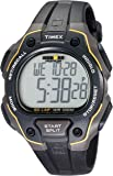 Timex T5K494SU - Reloj de caballero de cuarzo, correa de resina color negro