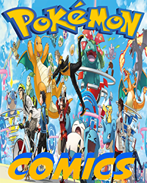 Pokemon Comics!