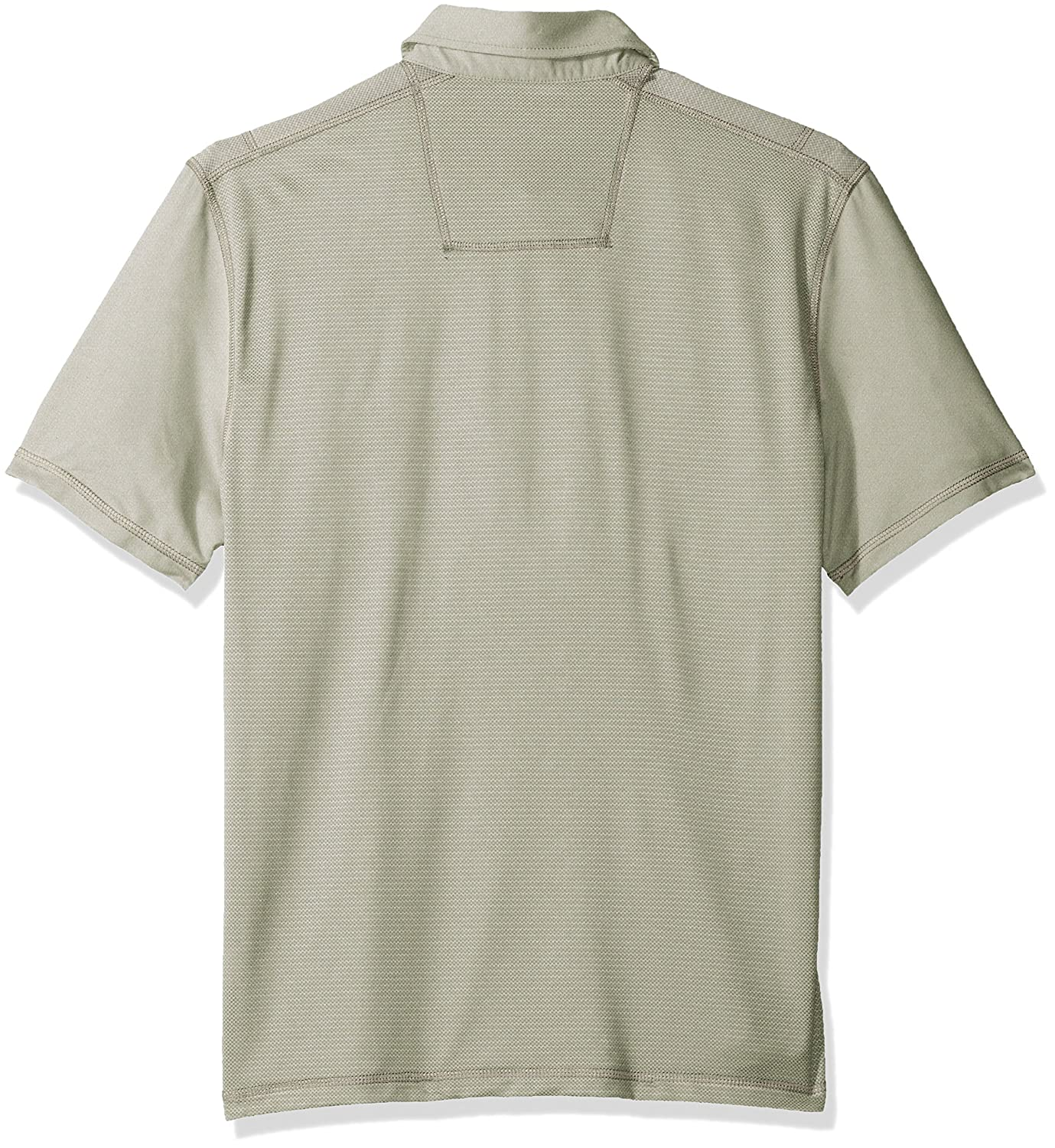 Bass /& Co Mens Explorer Textured Short Sleeve Polo Arrow Men/'s Tops 5273216 G.H