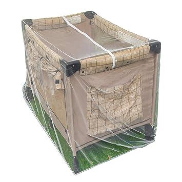 Amazon.com: Pack n Play Mosquitera con cremalleras ...