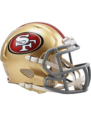 Riddell NFL SAN FRANCISCO 49ers Replica NFL Mini Helmet 7914c87b150
