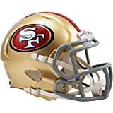Riddell Forever Collectibles - San Francisco 49ers - Nfl Mini Helm - Gold