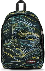 Eastpak Out Of Office Mochila, 44 cm, 27 L, Multicolor (Blurred Lines)