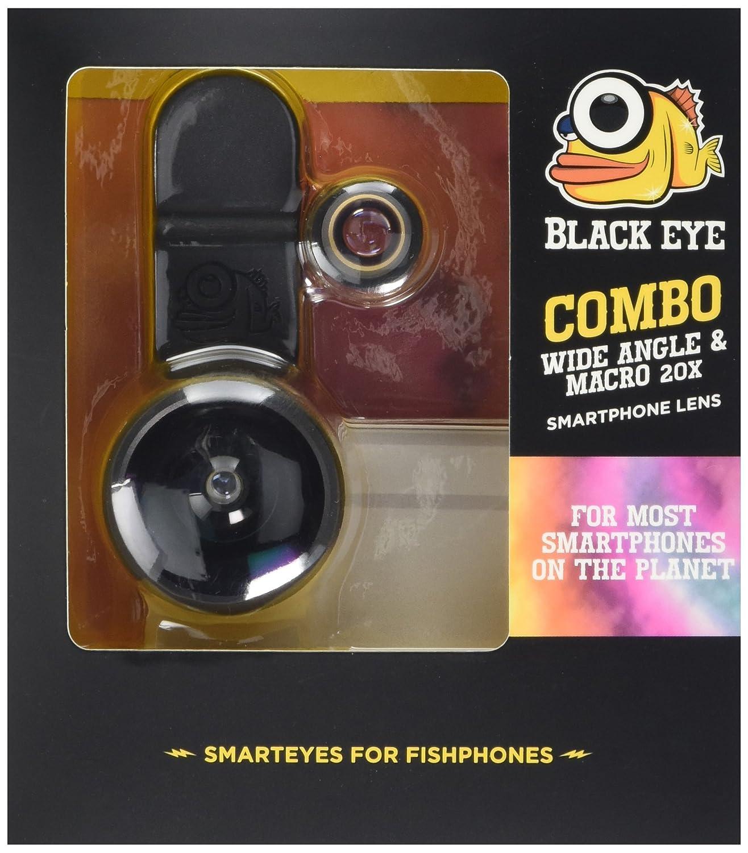 Helmkamera Black Eye Lens Combo CM001