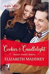 Cookies & Candlelight: An Arcadia Valley Romance (Baxter Family Bakery Book 3) Kindle Edition
