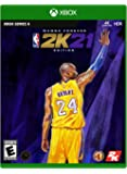 NBA 2K21 Mamba Forever Edition - Xbox Series X Mamba Forever Edition