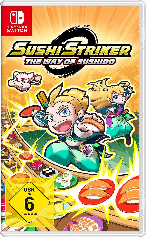 Nintendo Switch Sushi Striker The Way of Sushido: Amazon.es: Electrónica