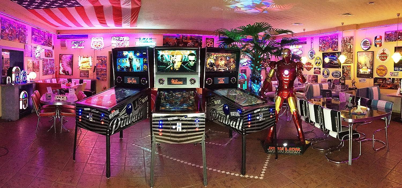 US-Way e.K. VP-01 - Máquina de videojuegos automática para juegos ...