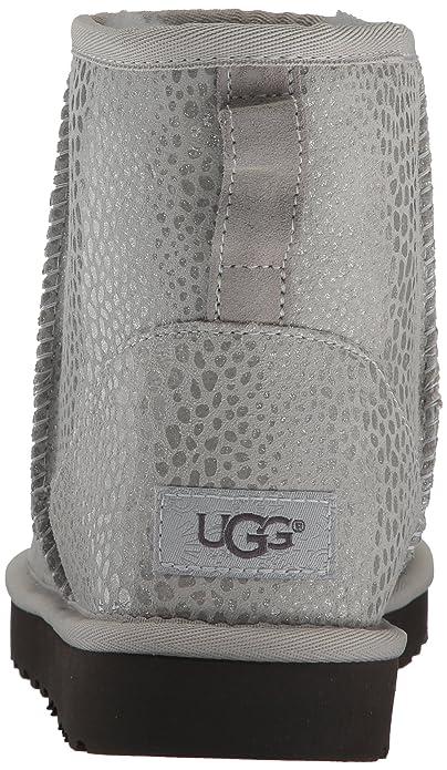 1019637 bottes en cuir UGG Mini Glitzy