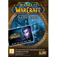 World of warcraft - carte prépayée 60 jours [import anglais]