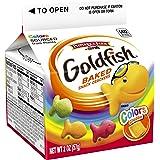Pepperidge Farm, Goldfish, Crackers, Colors, 2 oz, Carton, 48-count