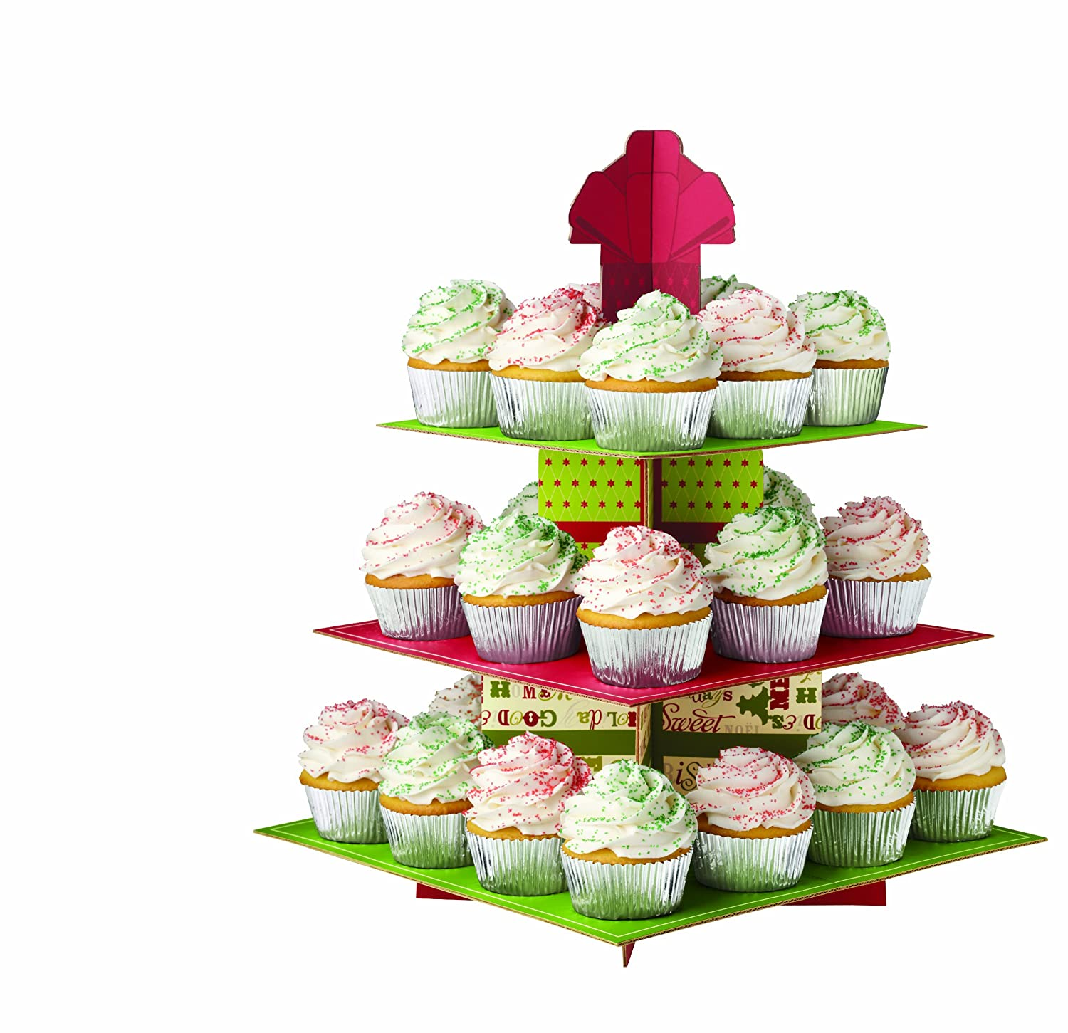 Wilton Black Borders Cupcake Stand 1512-0860