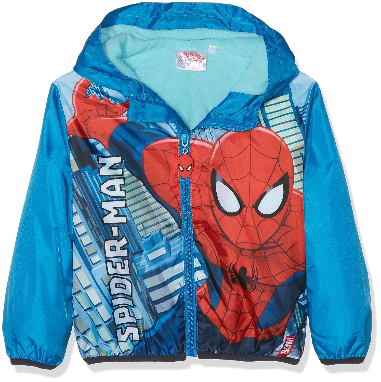 DC Comics Boys Spiderman My Hero Coat