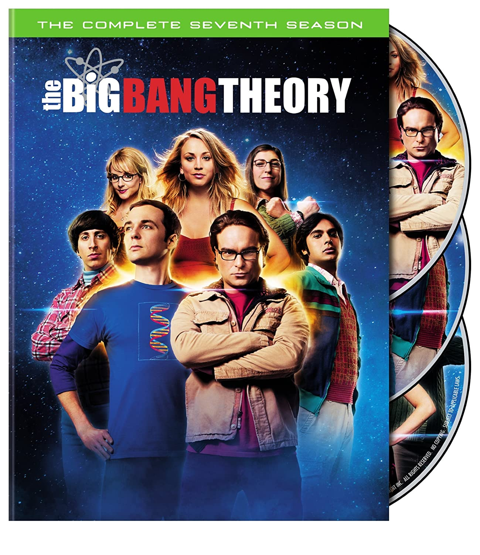 The Big Bang Theory: The Complete Seventh Season Johnny Galecki Jim Parsons Kaley Cuoco Simon Helberg