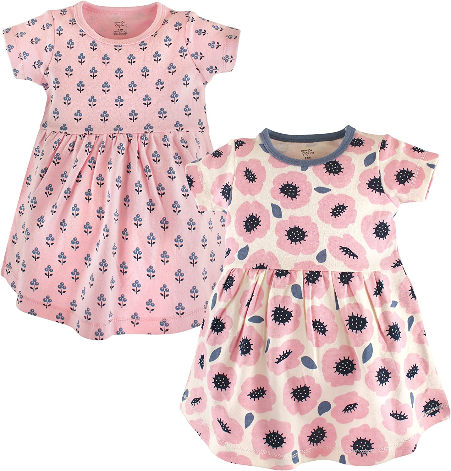 Baby, Kids, Youth Organic Cotton Dresses Touched by Nature Girls