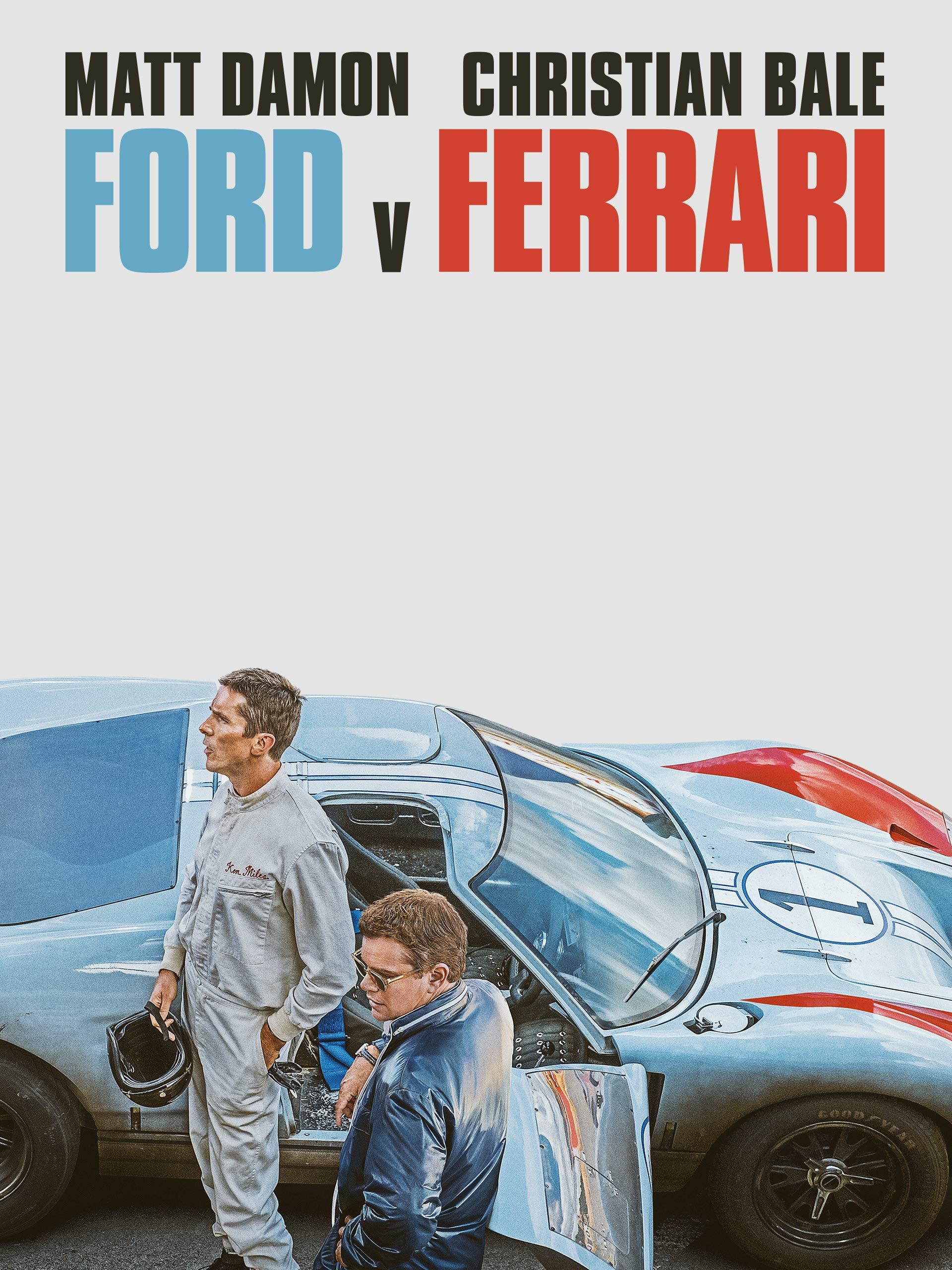 Watch Ford V Ferrari Prime Video