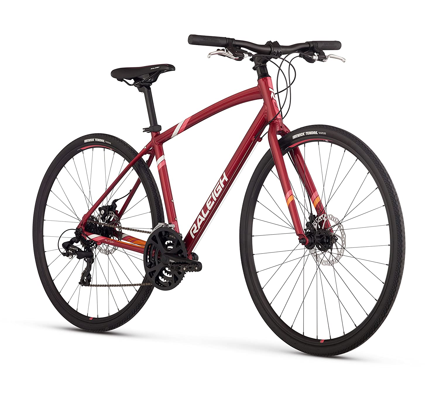 Raleigh Alysa Urban Bike Best Flat Bar Touring Bike