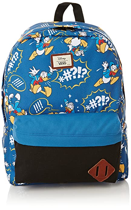 Vans M Old Skool II Backp - Mochila para Hombre, Color Donald Duck, Talla única: Amazon.es: Deportes y aire libre