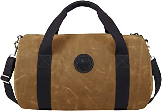 product image for Duluth Pack Round Duffel (Waxed Khaki)