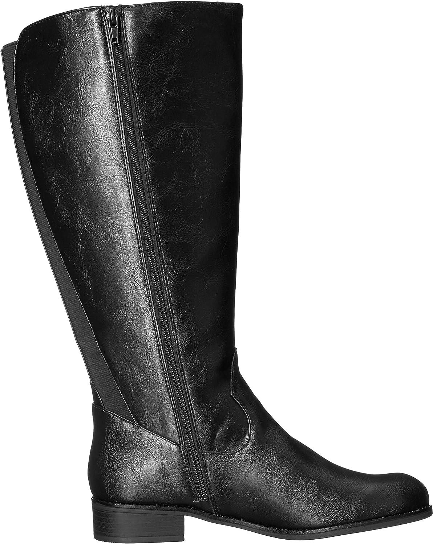 LifeStride Womens Sikora-wc Riding Boot