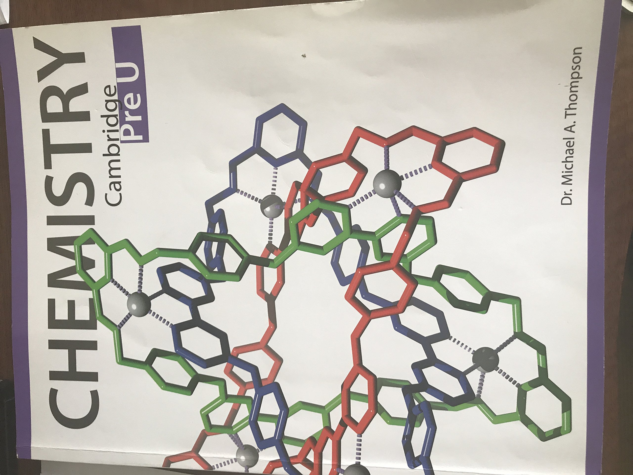 Cambridge Pre-U Chemistry pdf epub