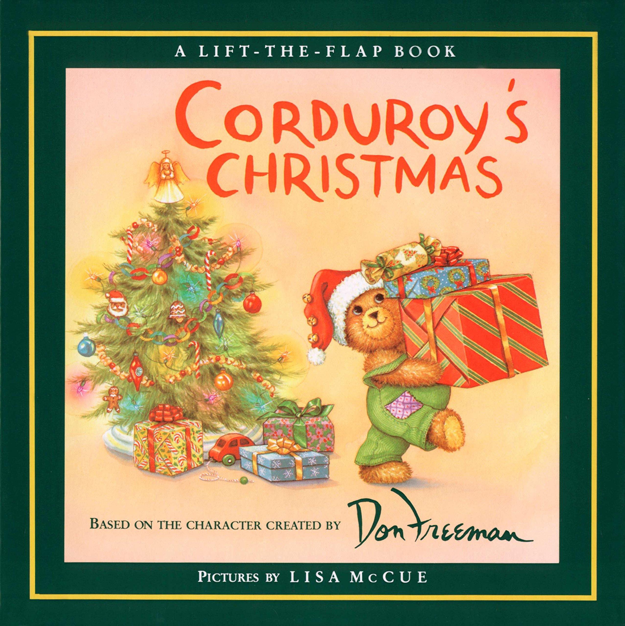 corduroys christmas don freeman bg hennessy 9780670844777 amazoncom books - When Was Christmas Created