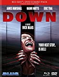 Down (aka The Shaft) (Limited Edition Combo) [Blu-ray]